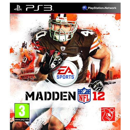 Madden NFL 12 Playstation 3 PS3 KonzolGame