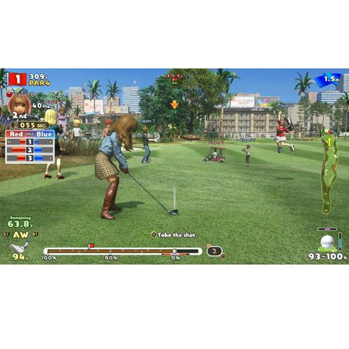 everybody 39 s golf playstation 4 ps4 konzolgame. Black Bedroom Furniture Sets. Home Design Ideas