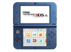 Nintendo 3DS/2DS alapgépek