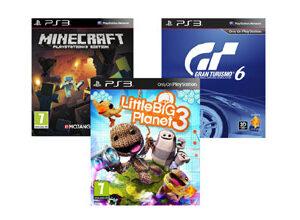 PS3 új játékok