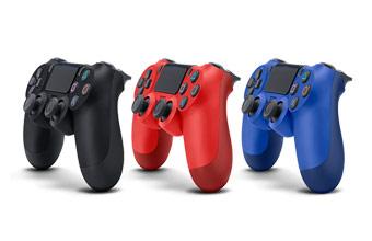 PS4 kontrollerek