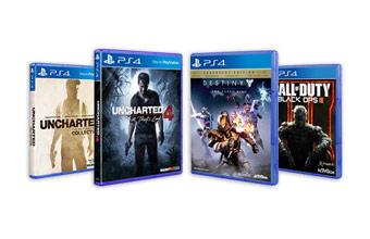 PS4 új játékok