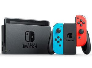 Nintendo Switch alapgépek