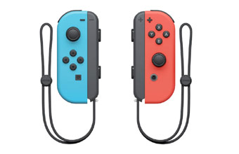Nintendo Switch kontrollerek