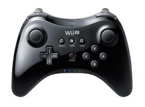 Nintendo Wii U kontrollerek