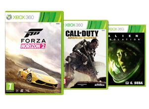 Xbox 360 új játékok
