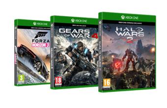 Xbox One új játékok