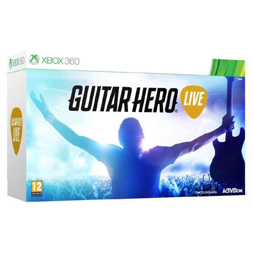 Guitar Hero Live Xbox 360 - KonzolGame cb9a87afea