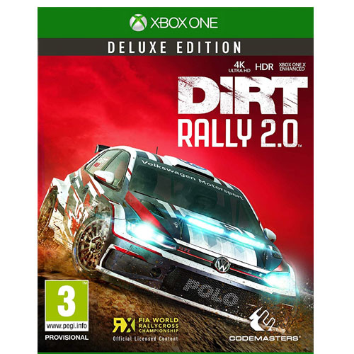 dirt rally 2 0 deluxe edition xbox one konzolgame. Black Bedroom Furniture Sets. Home Design Ideas